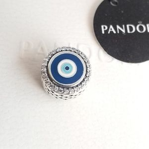Pandora Evil Eye Double Sided Charm EG792016CZ